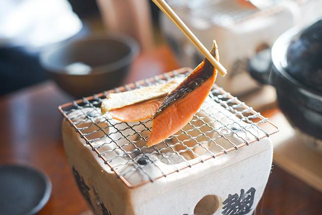 「千年鮭 井筒屋」