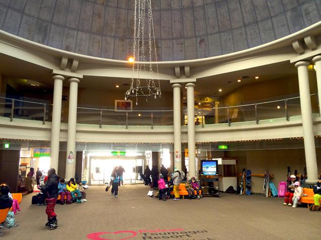 パルコールつま恋リゾート センターハウス
