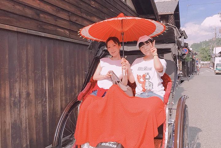 秋の旅は飛騨高山&白川郷に決まり。母と娘の旅って最高!