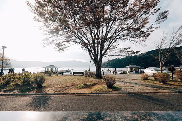 ベーカリー&テーブル箱根 芦ノ湖 カフェ