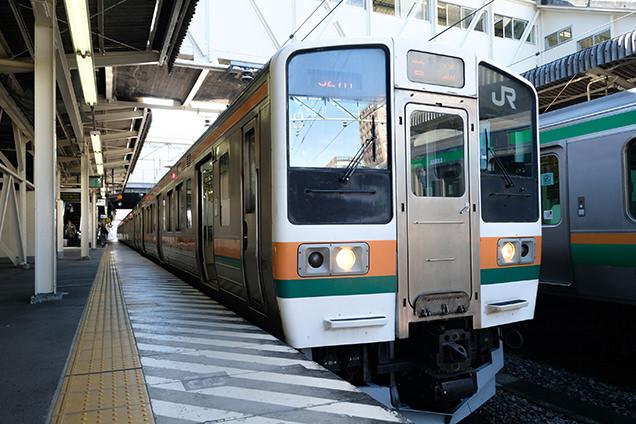 JR吾妻線