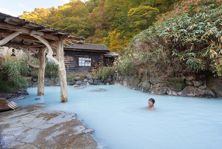 一度は行きたい秋田の乳頭温泉郷で、7つの温泉を制覇してみた