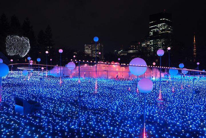 師走の東京を彩るイルミネーション4選【2018〜2019年】