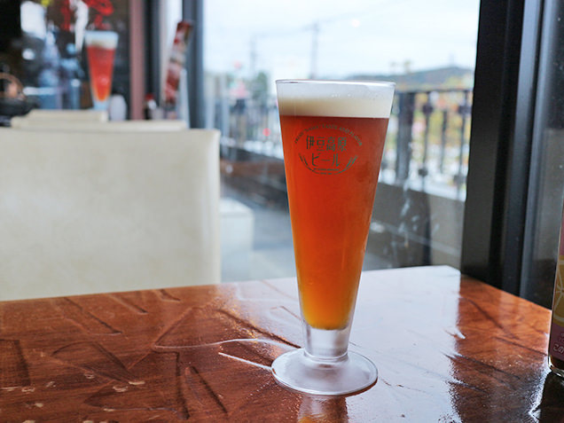地ビール「天城」