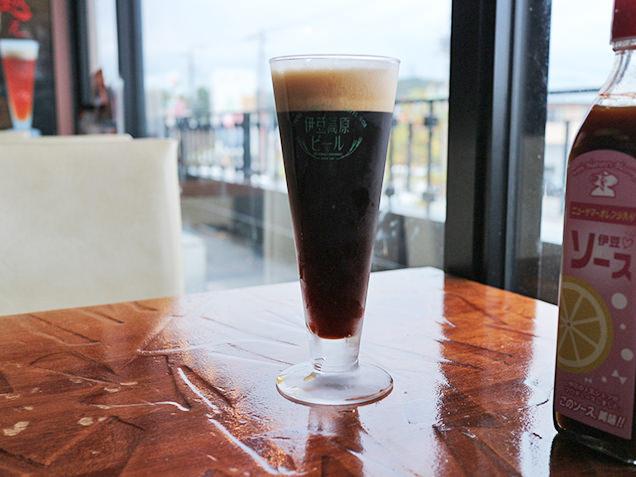 黒スタウトビール