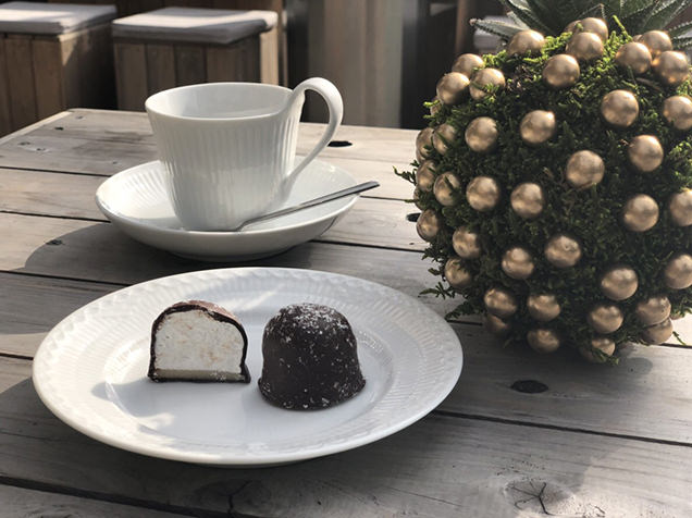 北欧 オーガニックチョコレート サマーバードオーガニック クリームキス