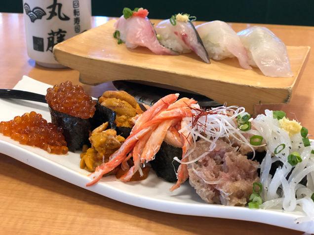 安房鴨川駅 潮騒市場 ランチ 寿司