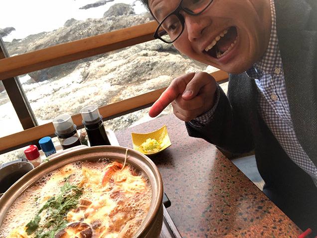大洗駅 磯料理 山水 食事 あんこう鍋