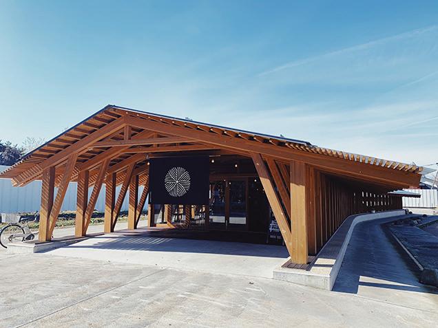 三条スパイス研究所が入る建物の外観
