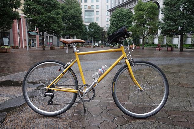 東京半日サイクリングツアー リバーサイド