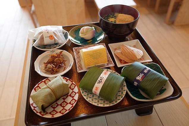 豆皿茶屋 お菓子