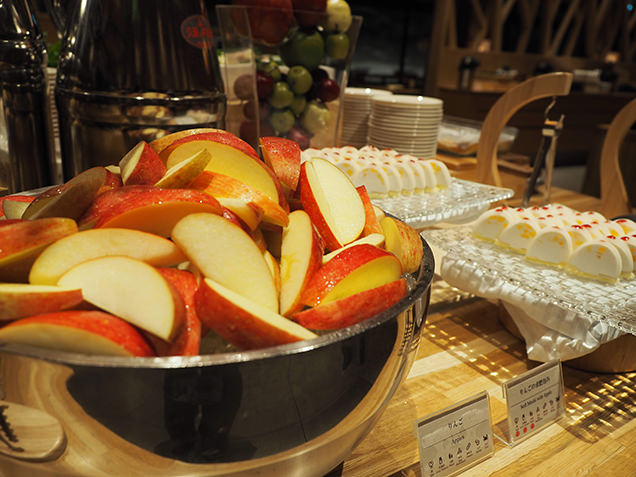 りんごのデザート