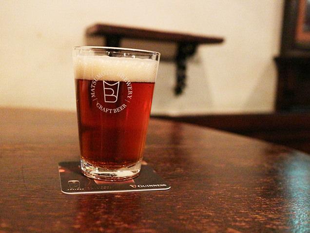 クラフトビール「トラディショナルビター」