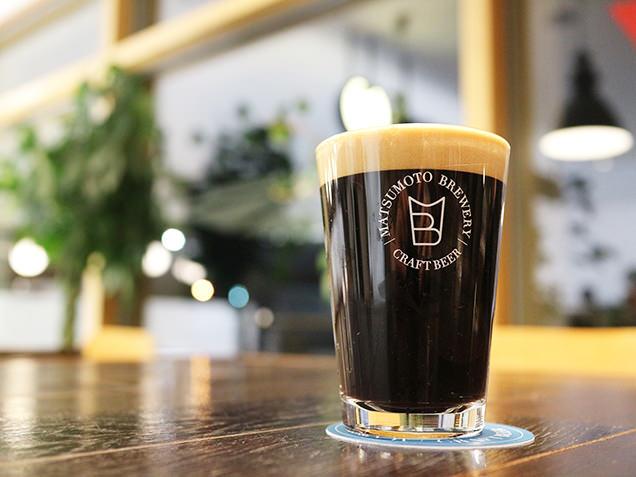 クラフトビール「ナイトロキャッスルスタウト」