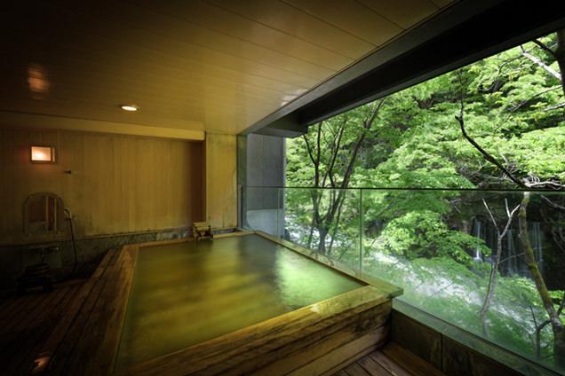 福島 付き 客室 露天 風呂