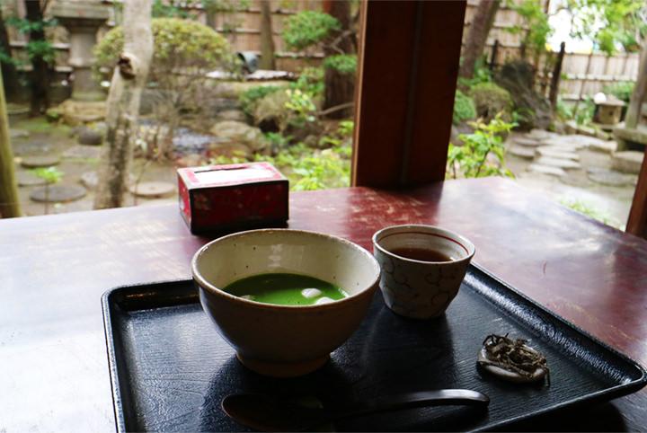 春は「東京お茶さんぽ」がオススメ。フランス女子がご案内!