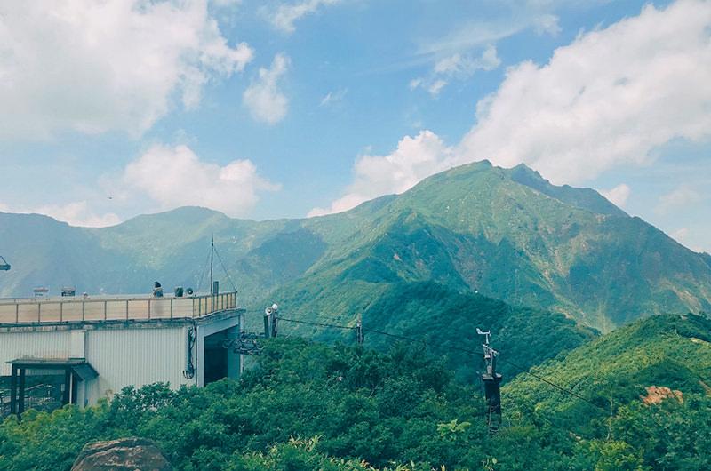 谷川岳(群馬)
