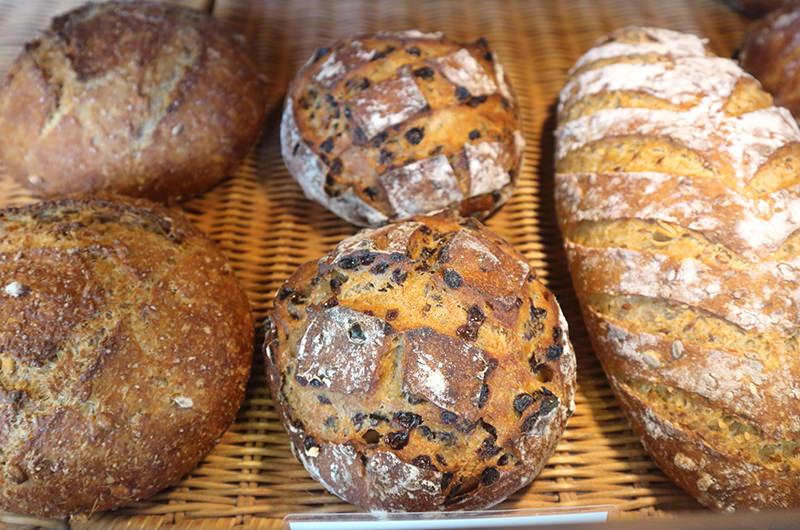 ハード系のパン