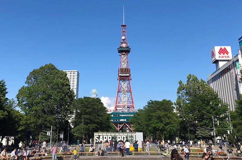 地元大学生イチオシ!函館&札幌の定番観光地を1日乗車券で巡る