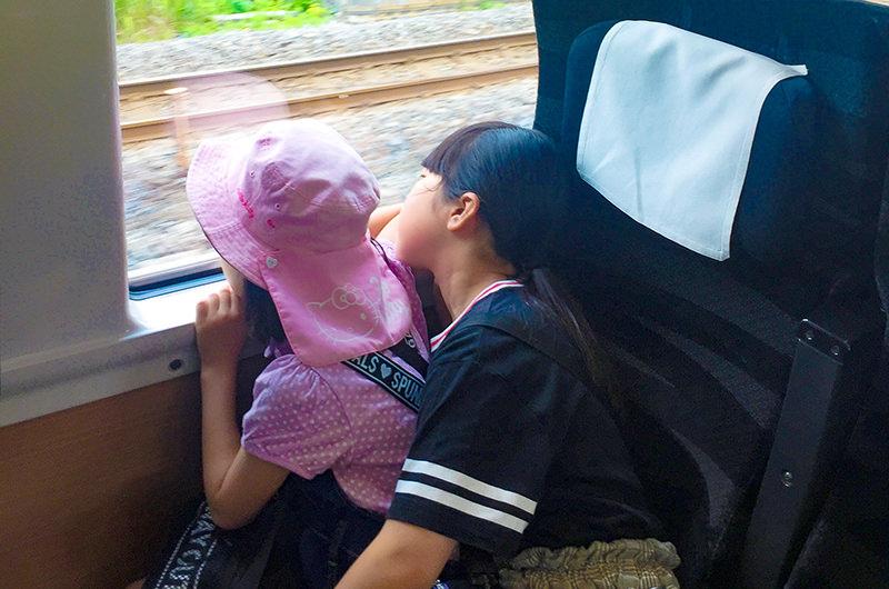 夏休みの自由研究に「列車旅」がオススメなワケ