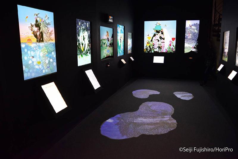 光と影の展示室