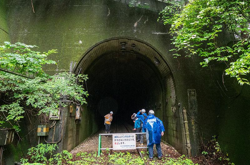 第2号トンネル