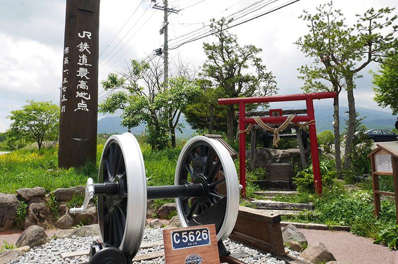 「鉄道最高地点神社」⁉列車好きにはたまらない、信州ローカル線の旅