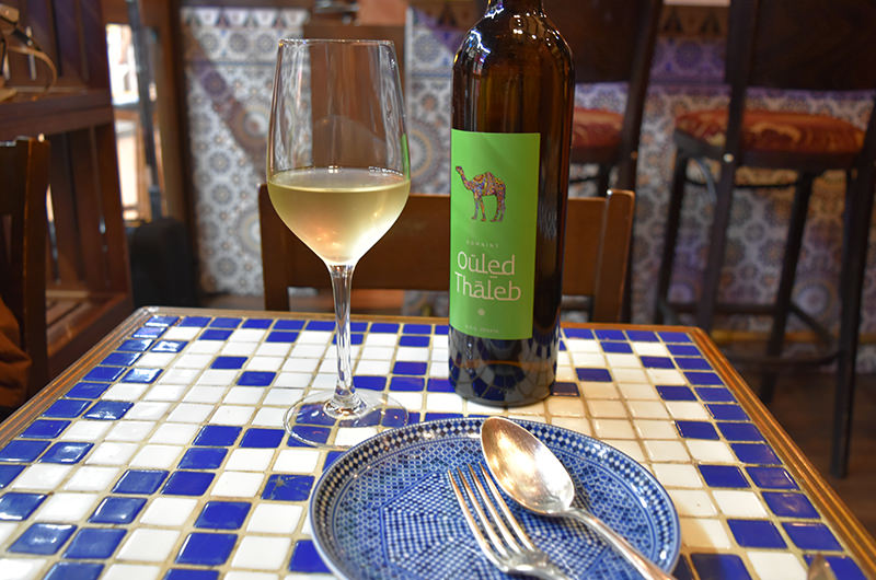モロッコ産ワイン