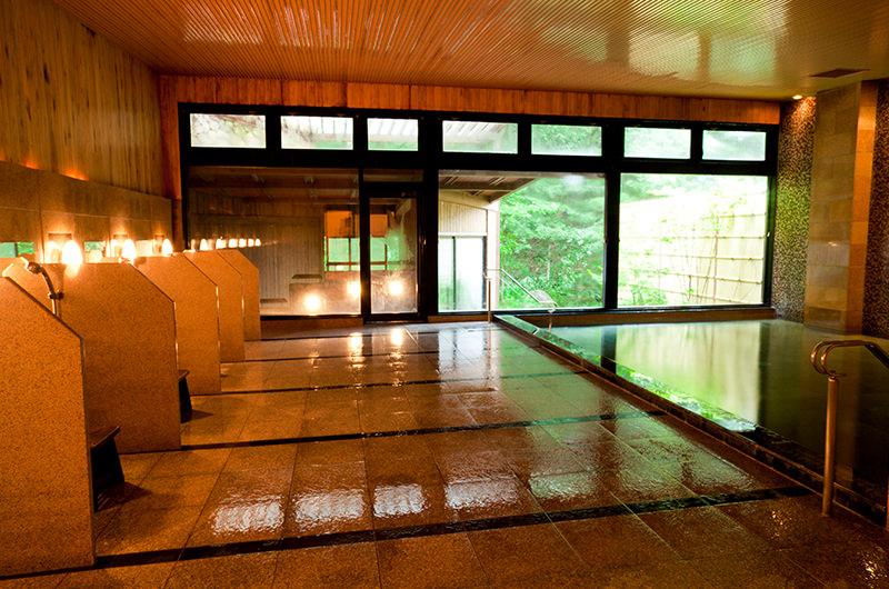 駒ヶ根高原リゾートリンクス 半露天風呂