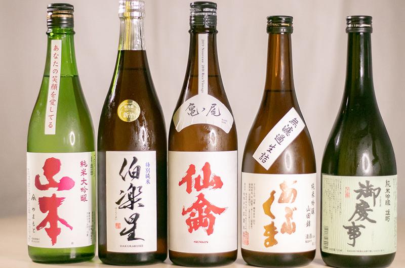 いま北関東の蔵がアツい! プロイチオシ列車旅で飲みたい日本酒5選
