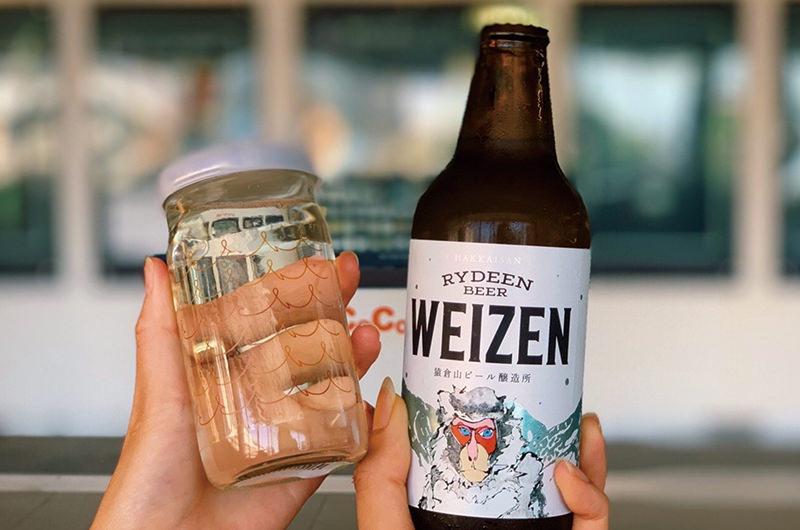 ワンカップとクラフトビール