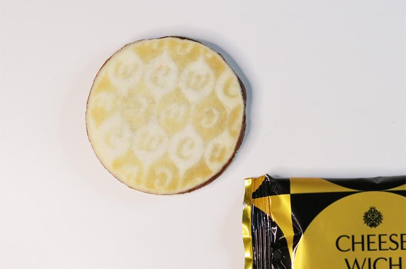 クッキー表面の模様