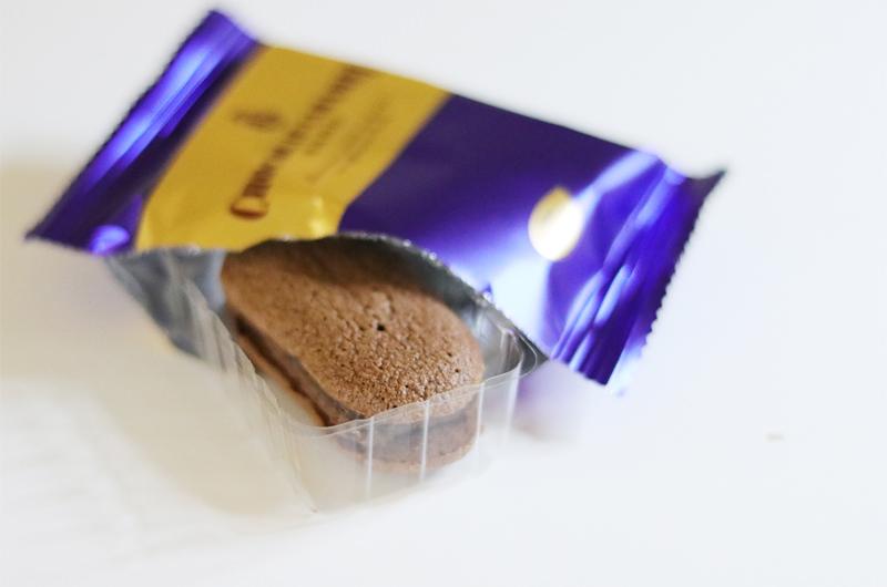 ショコラキャラメルサンド