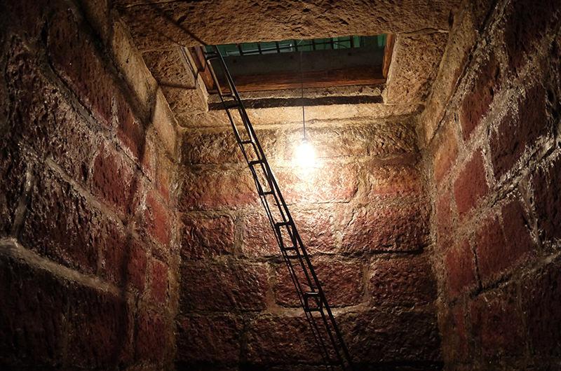 石蔵発酵槽