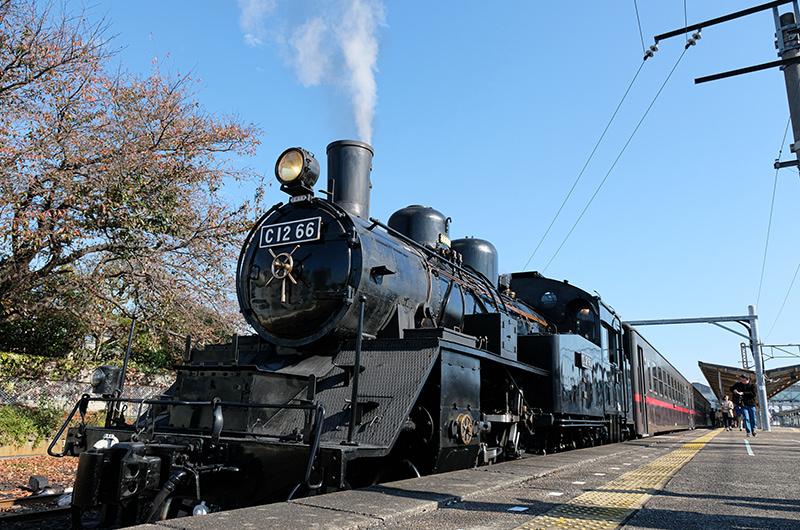 SL、古い車両、ユニーク駅舎…列車好きは行くしかない!栃木ローカル線の旅