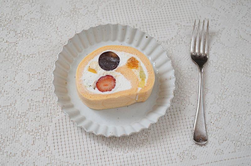 いたがきのロールケーキ