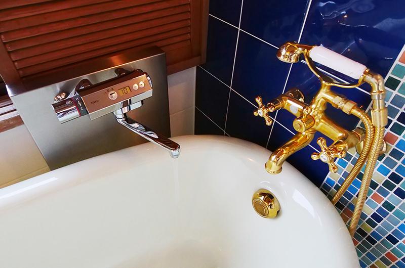 客室の風呂