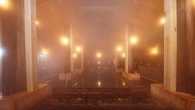 新玉川温泉の内湯