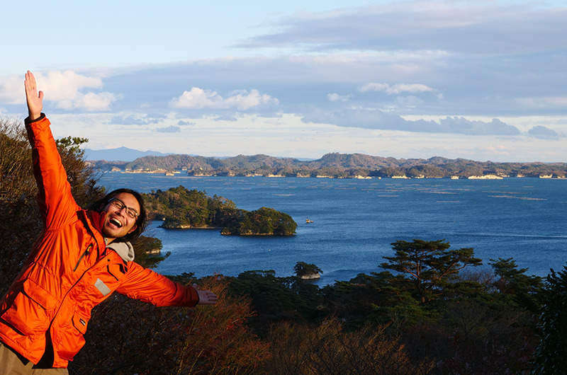 冬の男ひとり旅は松島へ!焼き牡蠣&牡蠣ラーメン&世界一のプリンも