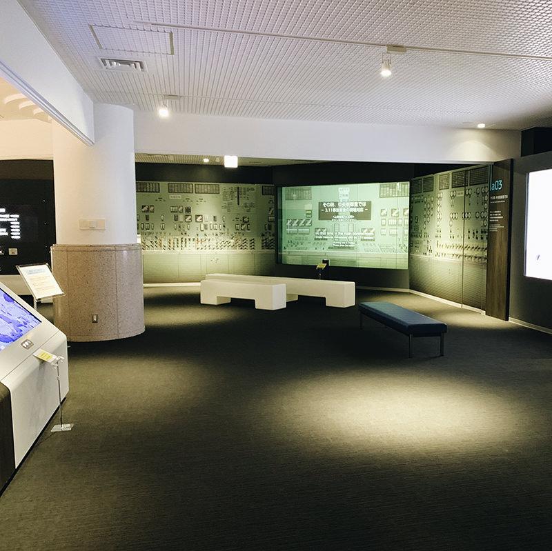 東京電力廃炉資料館