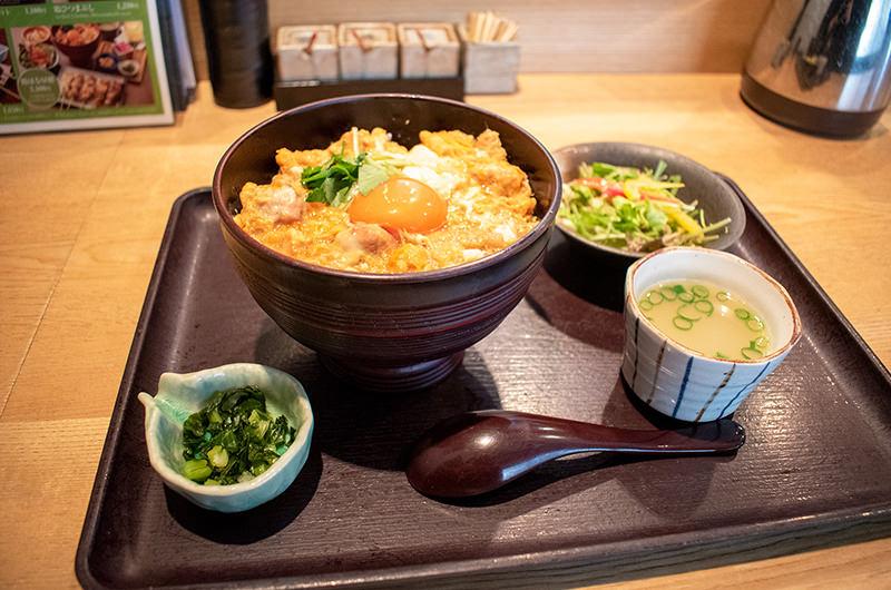 東京軍鶏 親子丼