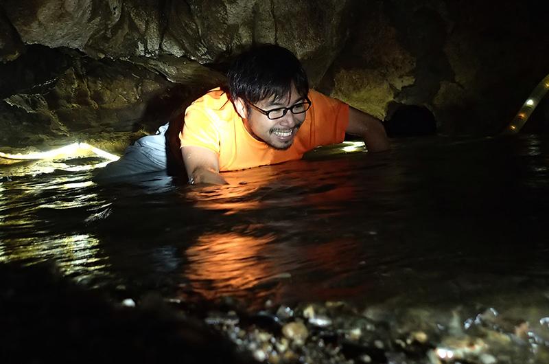 鍾乳洞から宇宙まで、春近し福島で紡ぐ冒険譚