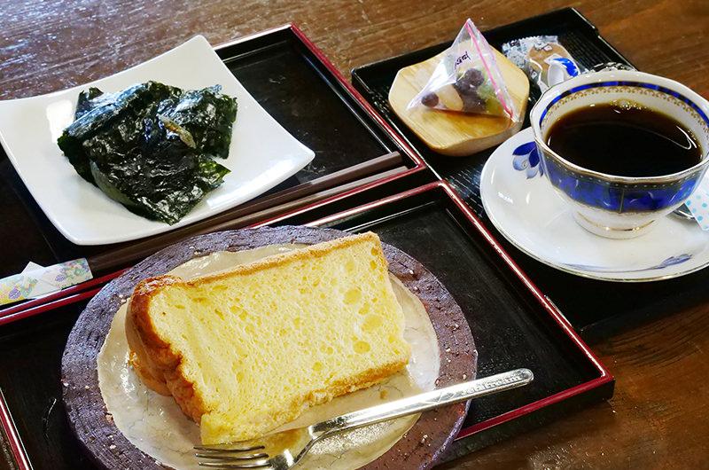 シフォンケーキ 成願餅