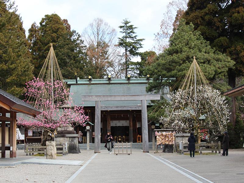 越中国一宮射水神社