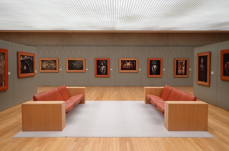 土門拳記念館(企画展示室)