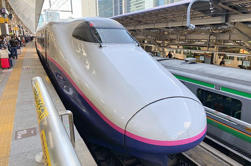 上越新幹線「とき」