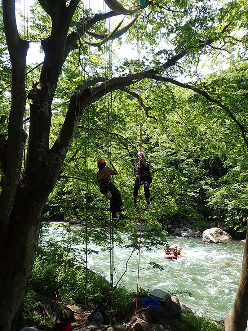 利根川をのぞむ最高のロケーション