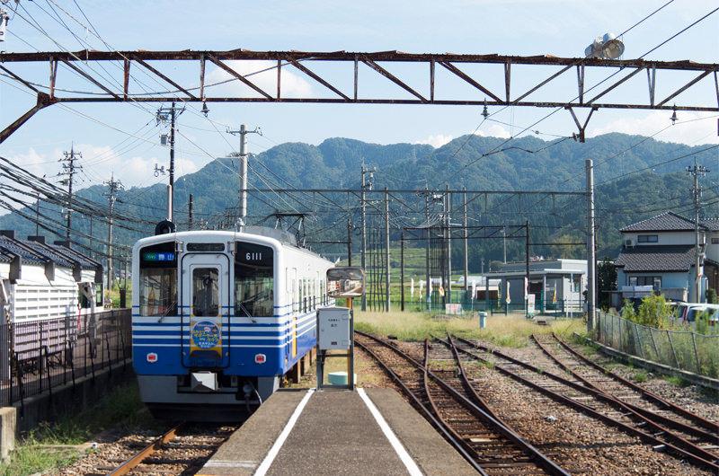 えちぜん鉄道永平寺線