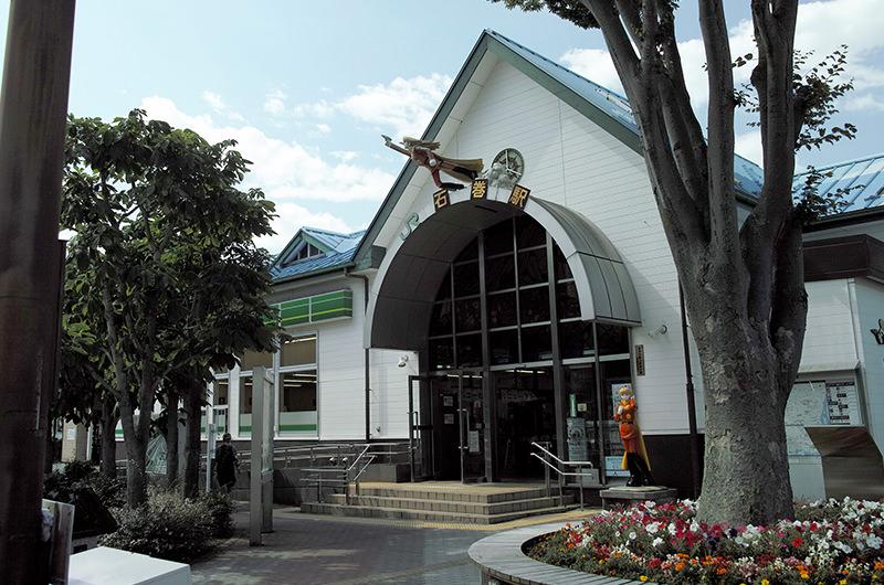 石巻駅駅舎