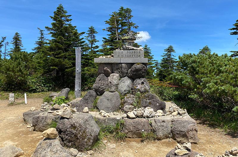 横手山神社